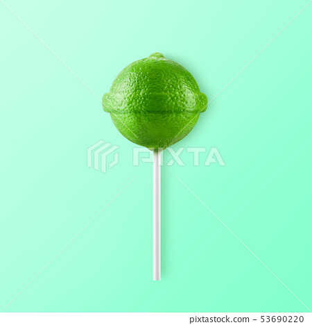 Lollipop lime 53690220