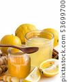Honey, lemon and ginger tonic 53699700