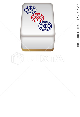 麻將牌三維管3 53701477