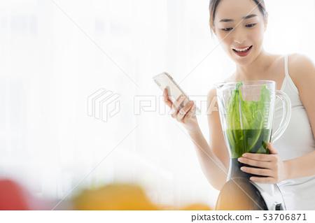 여성 건강 53706871