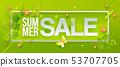 Summer paper art for Sale 53707705