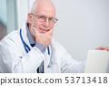 医生 博士 男性 53713418