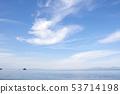 有明海,天空和云彩5 53714198