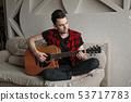 吉他 吉他弹奏者 吉他手 53717783
