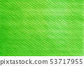 Blurry abstract green ripple background 53717955