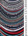 Colorful necklaces 53718600