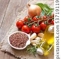 原料 西红柿 番茄 53719119