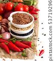 原料 蔬菜 西红柿 53719296