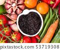 原料 蔬菜 西红柿 53719308