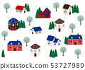 House Town Nordic Pattern 53727989