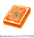 Toast french thick cut square 53737208
