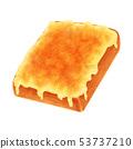 토스트 치즈 두껍게 썬 각형 53737210