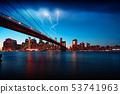 Brooklyn bridge 53741963