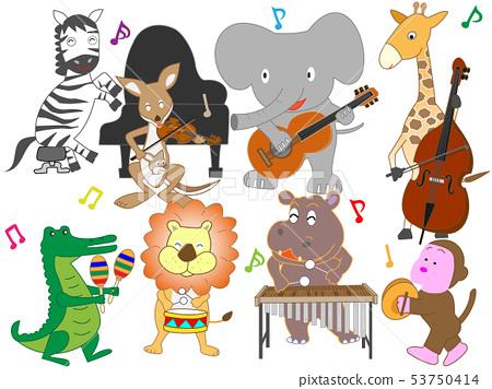 动物音乐会 53750414