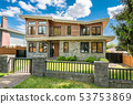 exterior, fence, house 53753869