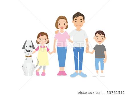 一个家庭 53761512