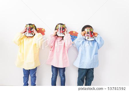 孩子們穿上你的臉 53781592