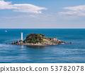 Tokushima Prefecture Naruto city Whirlpools Toishima 53782078