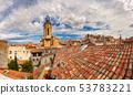Church in Aix-en-Provence, France 53783221