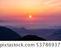(도치 기현) 햇빛 이로 하 비탈에서 바라 보는 새벽 53786937