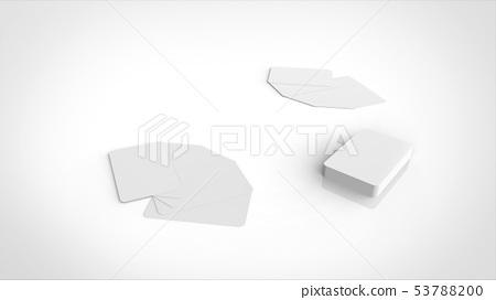 Poker card game 53788200