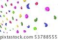 볼더링 벽 클로즈업 앵글 53788555