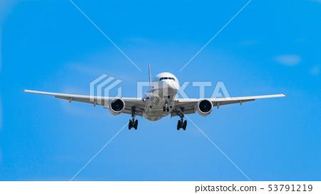 伊丹機場飛機起飛和降落 53791219