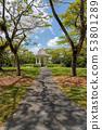 Bandstand in Singapore Botanic Gardens 53801289
