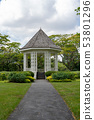 Bandstand in Singapore Botanic Gardens 53801296