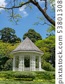 Bandstand in Singapore Botanic Gardens 53801308