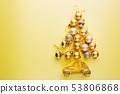 Christmas tree of balls 53806868