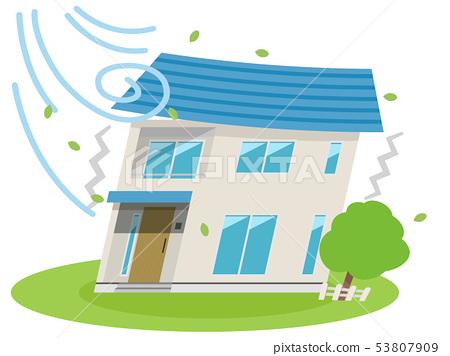 주택 (風災) 53807909