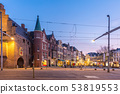 Netherlands Downtown 53819553