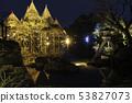 Winter Kanazawa trip Kenrokuen light up 53827073