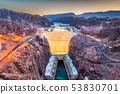 Hoover Dam, USA 53830701
