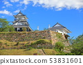 Prefecture จังหวัดชิซุโอกะ】ปราสาท Hamamatsu สีเขียว 53831601