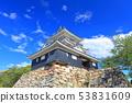 Prefecture จังหวัดชิซุโอกะ】ปราสาท Hamamatsu สีเขียว 53831609