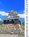 Prefecture จังหวัดชิซุโอกะ】ปราสาท Hamamatsu สีเขียว 53831634