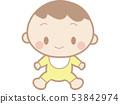 一個嬰兒 53842974