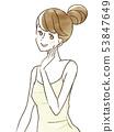 ผู้หญิง - รอยยิ้ม 53847649