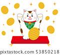 貓招手貓墊 53850218