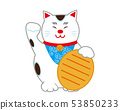 แมวกวักมือเรียกแมว 53850233