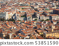 View of Old Town in Nice. Cote d'Azur France. 53851590