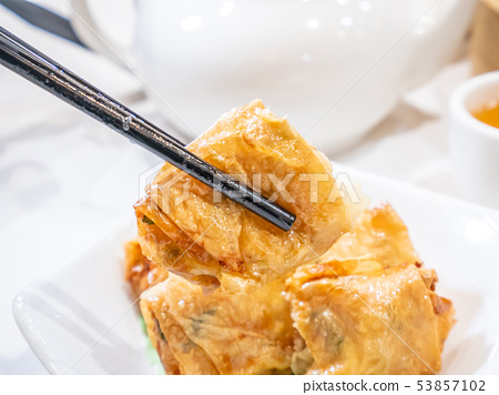 港式飲茶 港點 點心 腐皮捲 香港 食物 dim sum hong kong 香港風 点心 53857102