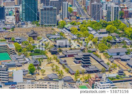 오사카 시텐 노지 경내 풍경 53873156