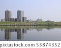 Arakawa and Shido Zenko-ji (Kawaguchi City) 53874352