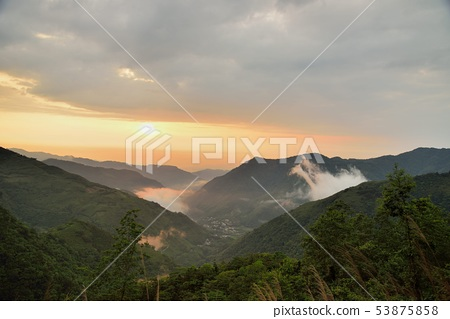 Mountain Scenery - Hsinchu Point Stone, Taiwan 53875858