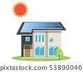 外壳(太阳能电池板) 53890046