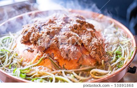 韓國料理煙熏肉銅麵包肉嶐廳불고기韓式烤肉Yakiniku 53891868