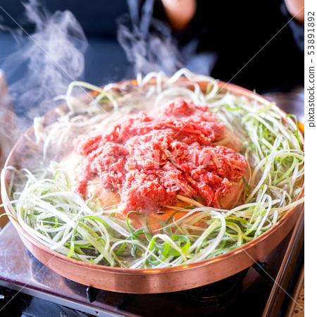 韓國料理煙熏肉銅麵包肉嶐廳불고기韓式烤肉Yakiniku 53891892